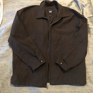 Gap Men Black Jacket XL
